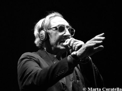 Battiato all'Auditorium di Roma: il report del concerto
