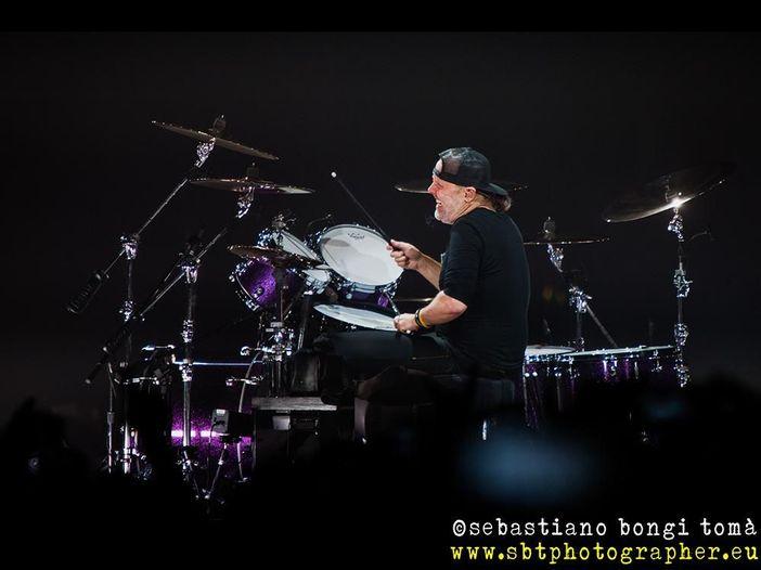 Lars Ulrich pubblica la pagina del suo diario sul primo concerto dei Metallica - GUARDA