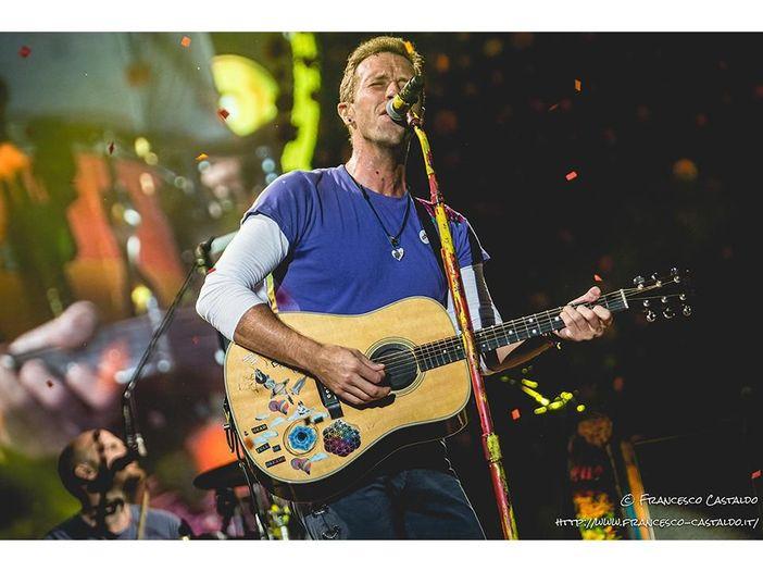 I Coldplay suonano Prince: video