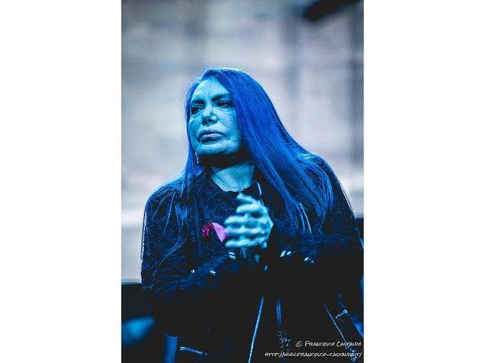 Loredana Berté al Rock in Roma: le foto e la scaletta del concerto