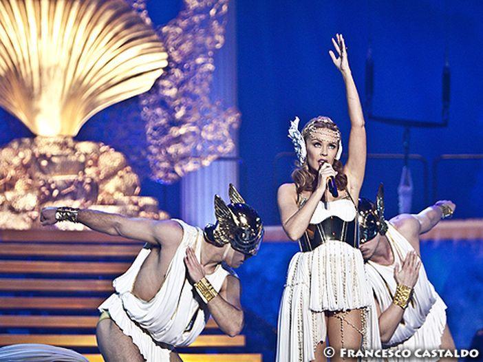 Sanremo 2008: forfait per Kylie Minogue, Lenny Kravitz è malato