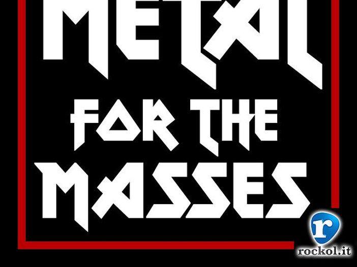 Metal for the Masses: la playlist per una giornata a tutto volume