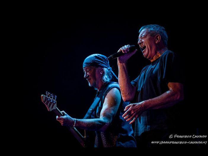 Deep Purple al Mediolanum Forum: REPORT DEL CONCERTO