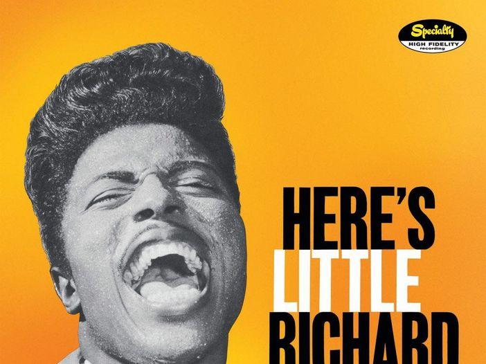 Little Richard: una nuova versione di 'Rip it up' per il 'Monday night football'. Ascolta