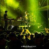 18 luglio 2014 - Goa Boa Festival - Arena del Mare - Genova - I Cani in concerto