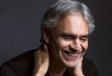 Andrea Bocelli, partnership con PLUS1 per un'operazione benefica con il nuovo tour USA