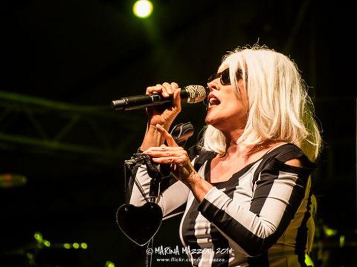 Concerti, Blondie: unica data italiana il 3 settembre a Milano