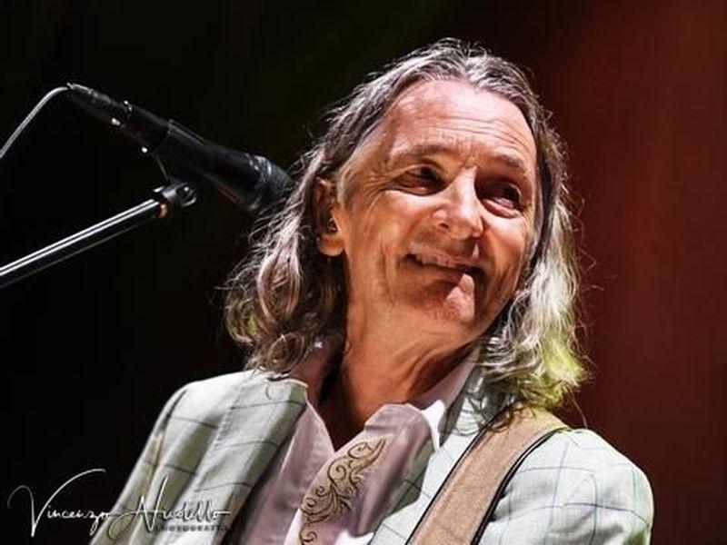 27 agosto 2019 - Piazza Paccini - Alassio (Sv) - Roger Hodgson in concerto