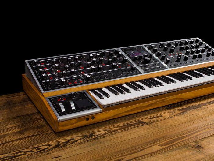 Moog ha realizzato 'Moog One', il suo primo synth polifonico analogico dopo oltre 35 anni - GUARDA IL VIDEO