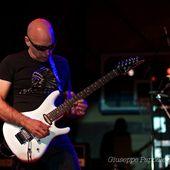 28 Luglio 2011 - No Borders Music Festival - Piazza Unità - Tarvisio (Ud) - Joe Satriani in concerto