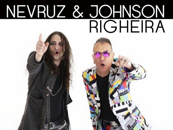 """Nevruz e Johnson Righeira, esce il singolo """"Sembra impossibile"""" - VIDEO"""