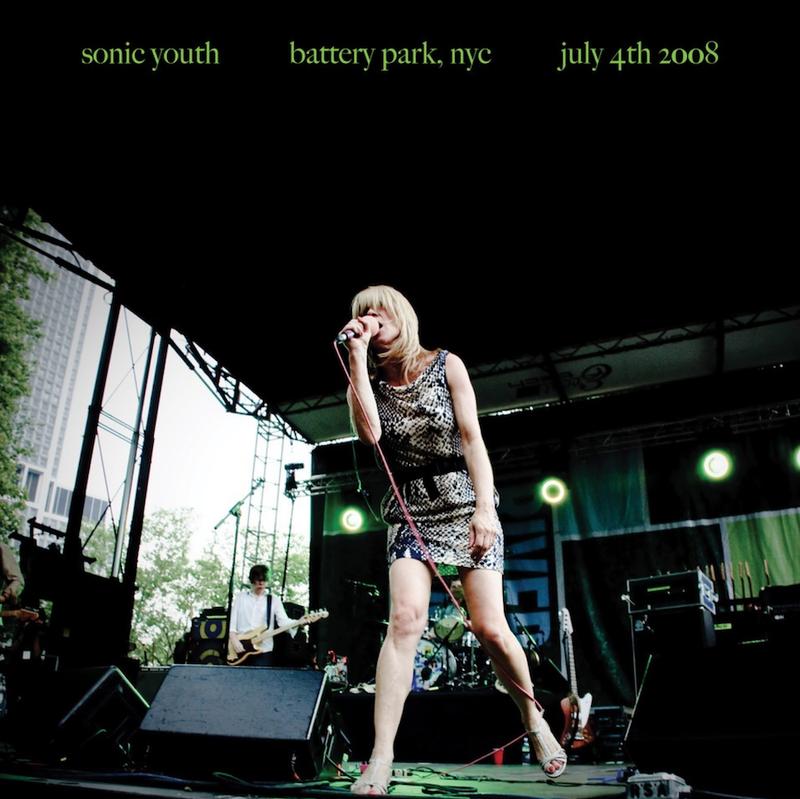 Grandi concerti da guardare sul Web: Sonic Youth e altri 90