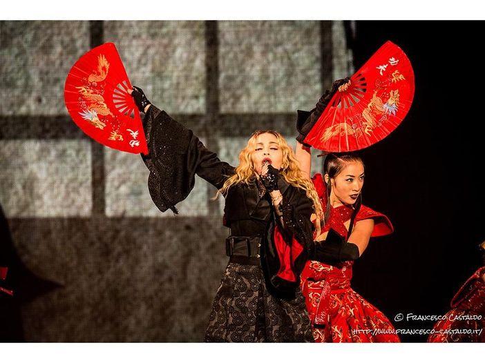 Madonna: nuova musica (e il nuovo film 'Loved') in Portogallo