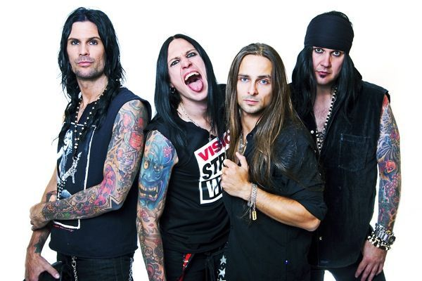 Concerti, Hardcore Superstar e Buckcherry: tre date in Italia a novembre