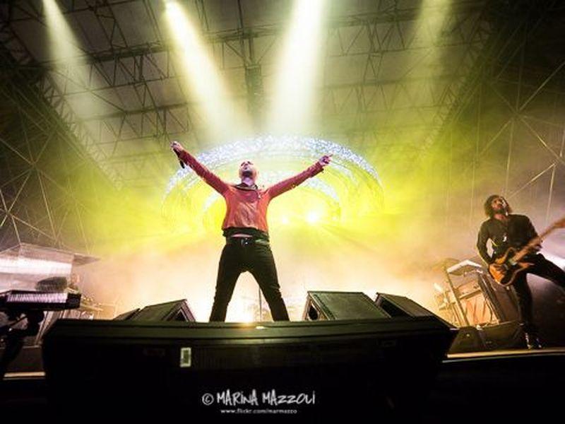 8 luglio 2014 - Arena del Mare - Genova - Negramaro in concerto