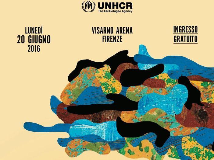 A Firenze il concerto #withrefugees con Marlene Kuntz, Ministri, Il Teatro degli Orrori e molti altri