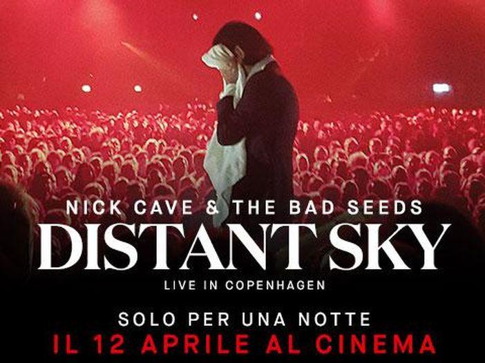 Nick Cave, 'Distant Sky' in arrivo nei cinema: la visione di Rockol