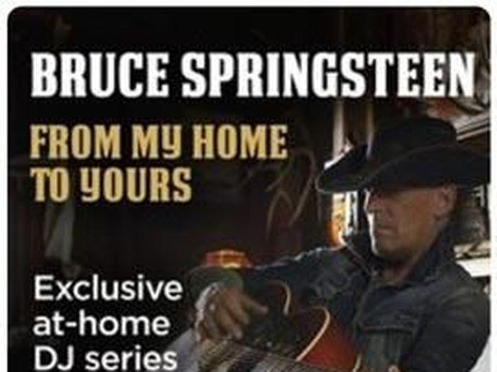 Bruce Springsteen celebra il weekend