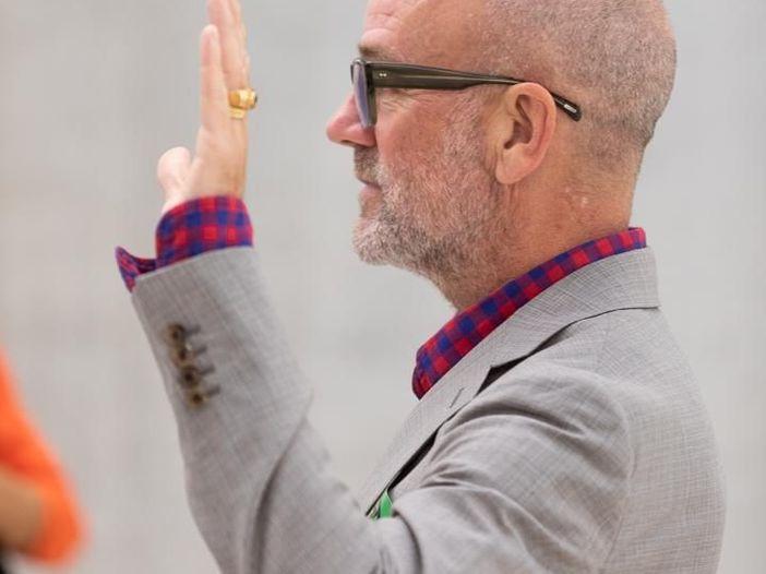 Michael Stipe, nel 2022 una mostra a Milano