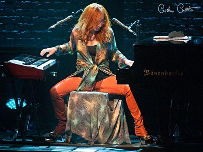 Concerti, Tori Amos: una sola data in Italia nel 2022