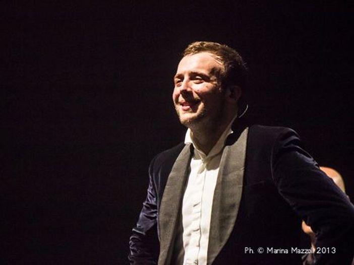 Sanremo 2014, Raphael Gualazzi: la videointervista