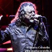 12 luglio 2014 - Auditorium Parco della Musica - Roma - Robert Plant in concerto