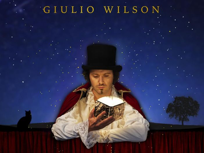 """Giulio Wilson, il nuovo album s'intitola """"Storie vere tra alberi e gatti"""""""