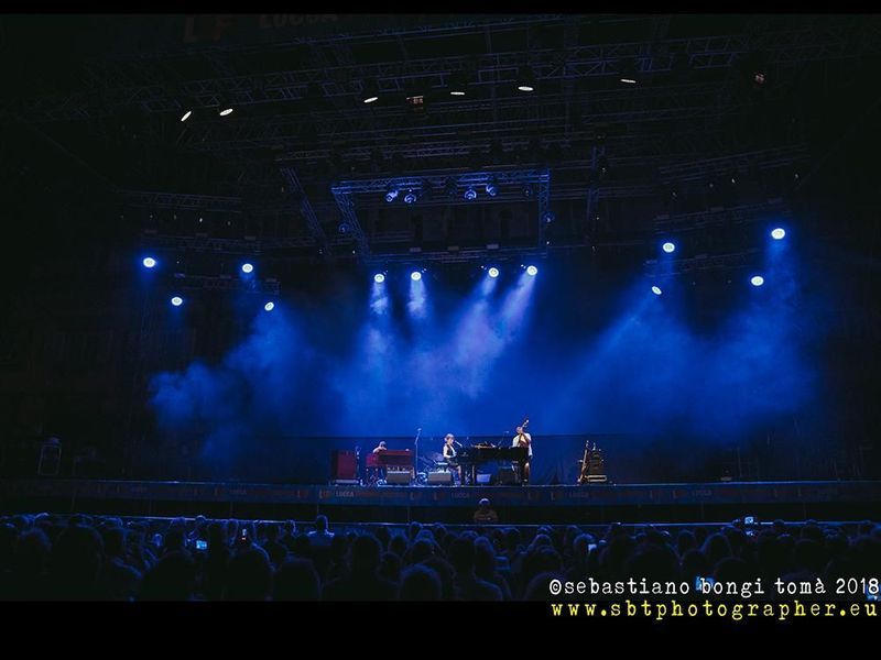 26 luglio 2018 - Lucca Summer Festival - Norah Jones in concerto