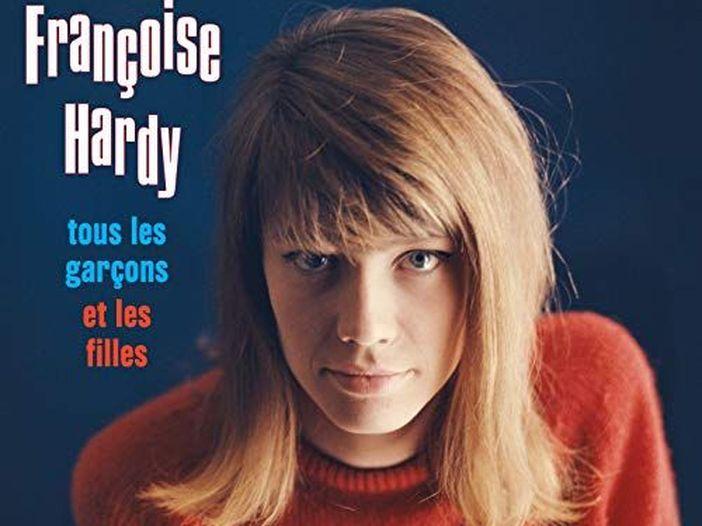Françoise Hardy: tutti i suoi 45 giri in italiano