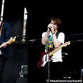 1 settembre 2012 - A Perfect Day Festival - Castello Scaligero - Villafranca di Verona (Vr) - Palma Violets in concerto