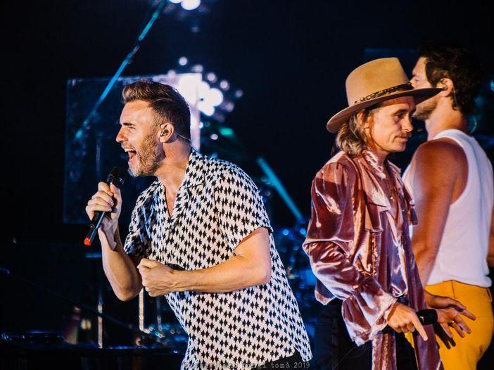 I Take That inaugurano il Lucca Summer Festival 2019
