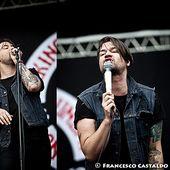 4 Settembre 2011 - I-Day Festival - Arena Parco Nord - Bologna - Taking Back Sunday in concerto