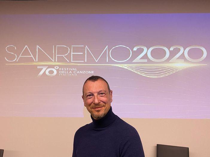 Sanremo 2010: la conferenza stampa ufficiale di giovedì 18