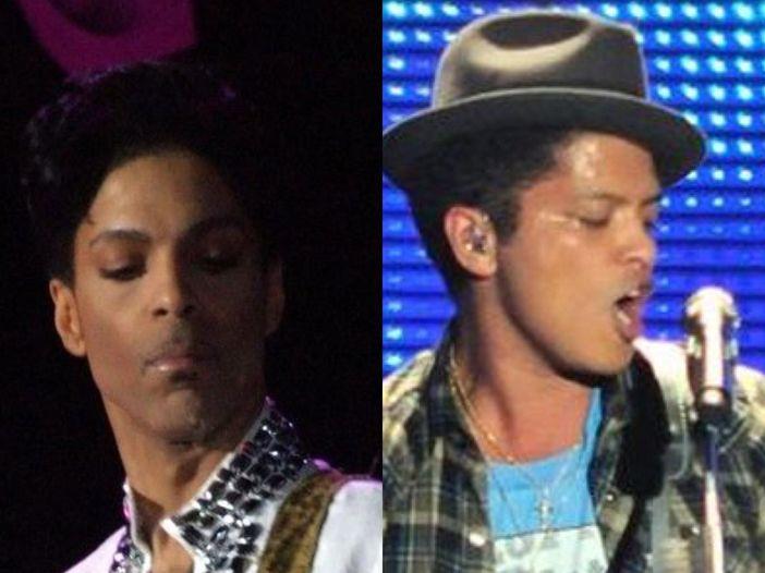 Voci: Bruno Mars interpreterà Prince in un nuovo film biografico di Netflix
