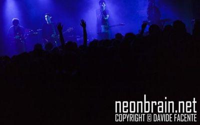 24 ottobre 2012 - Circolo degli Artisti - Roma - Pains of Being Pure at Heart in concerto