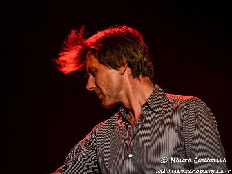 11 luglio 2016 - Ippodromo delle Capannelle - Roma - Suede in concerto