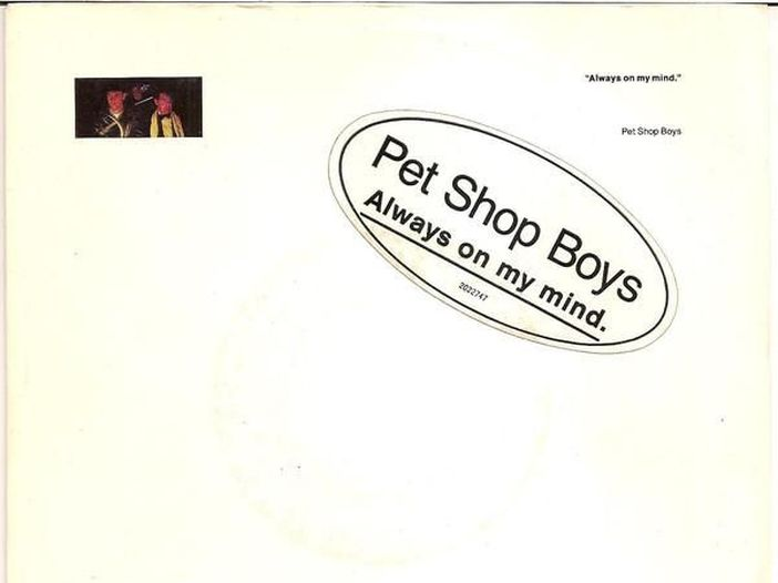 """Covers story: """"Always on my mind"""" dei Pet Shop Boys"""