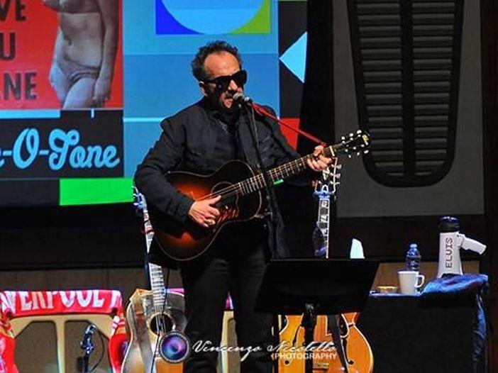 Elvis Costello, nel 2014 un musical con Burt Bacharach