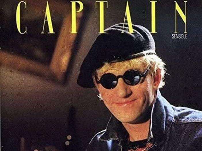 Captain Sensible, l'anima buffa dei Damned