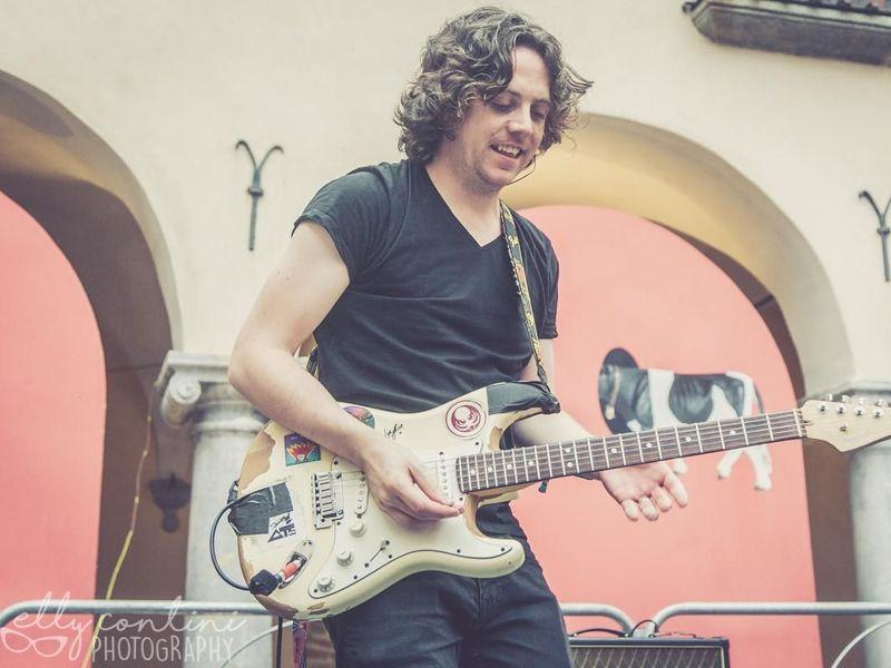 11 agosto 2017 - Ypsigrock - Castelbuono (Pa) - Bry in concerto