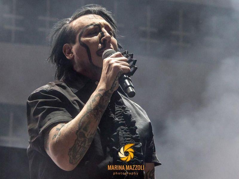 """Marilyn Manson: """"Le accuse contro di me sono un complotto"""""""