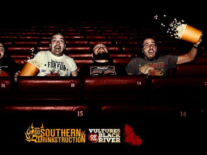 "Southern Drinkstruction, esce l'album ""Vultures of the black river"""