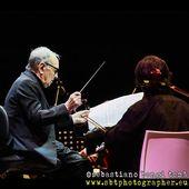 9 luglio 2017 - Lucca Summer Festival - Piazza Napoleone - Lucca - Ennio Morricone in concerto