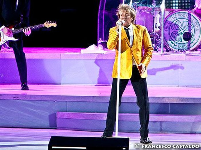 Classifiche UK, Rod Stewart primo dopo 34 anni