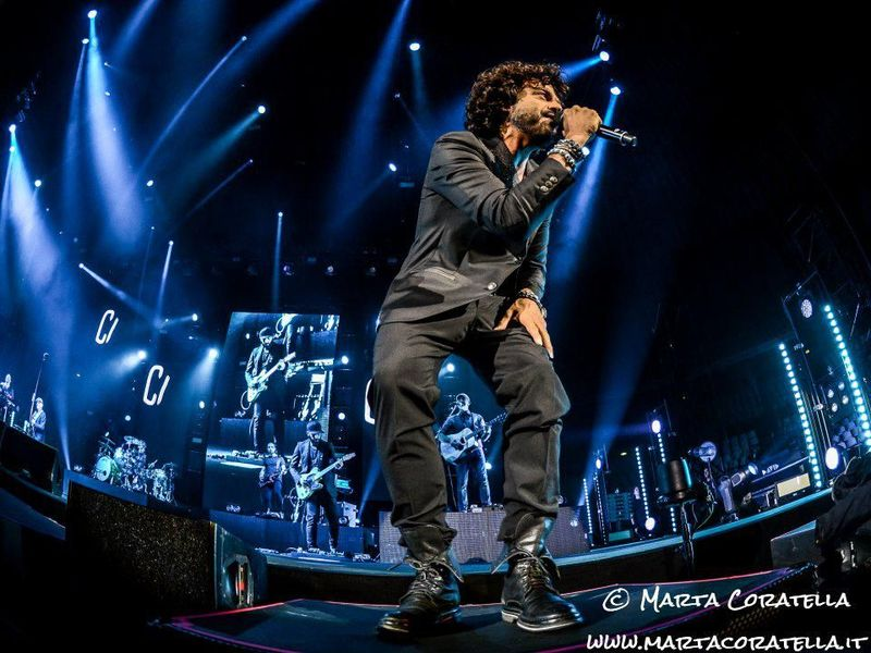 22 ottobre 2016 - PalaLottomatica - Roma - Francesco Renga in concerto