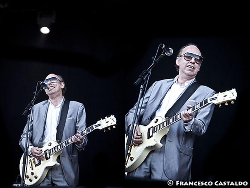 17 luglio 2012 - Ippodromo del Galoppo - Milano - Mick Jones in concerto