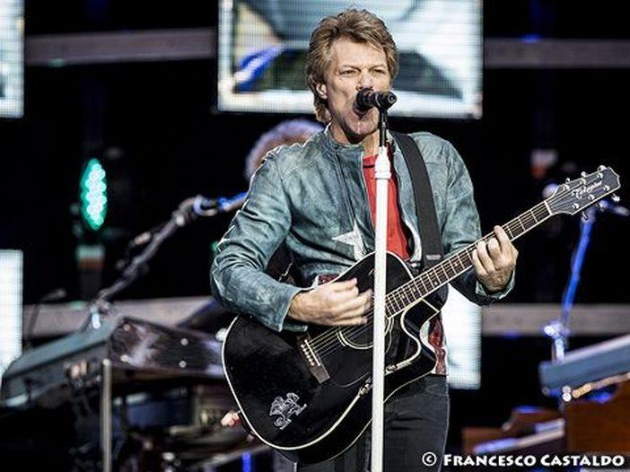 Bon Jovi al cinema con un concerto inedito