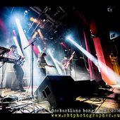 30 aprile 2016 - The Cage Theatre - Livorno - L'Officina della Camomilla in concerto