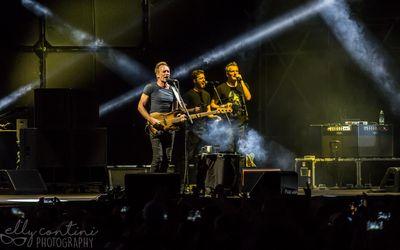 28 luglio 2017 - Piazza Sordello - Mantova - Sting in concerto