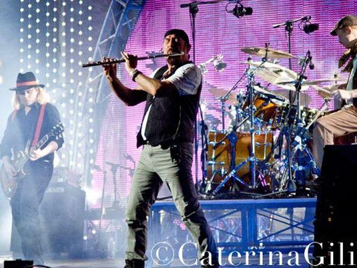 Ian Anderson dei Jethro Tull in Italia per tre date